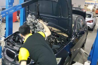 ENGINE REPAIR AND OVERHAUL